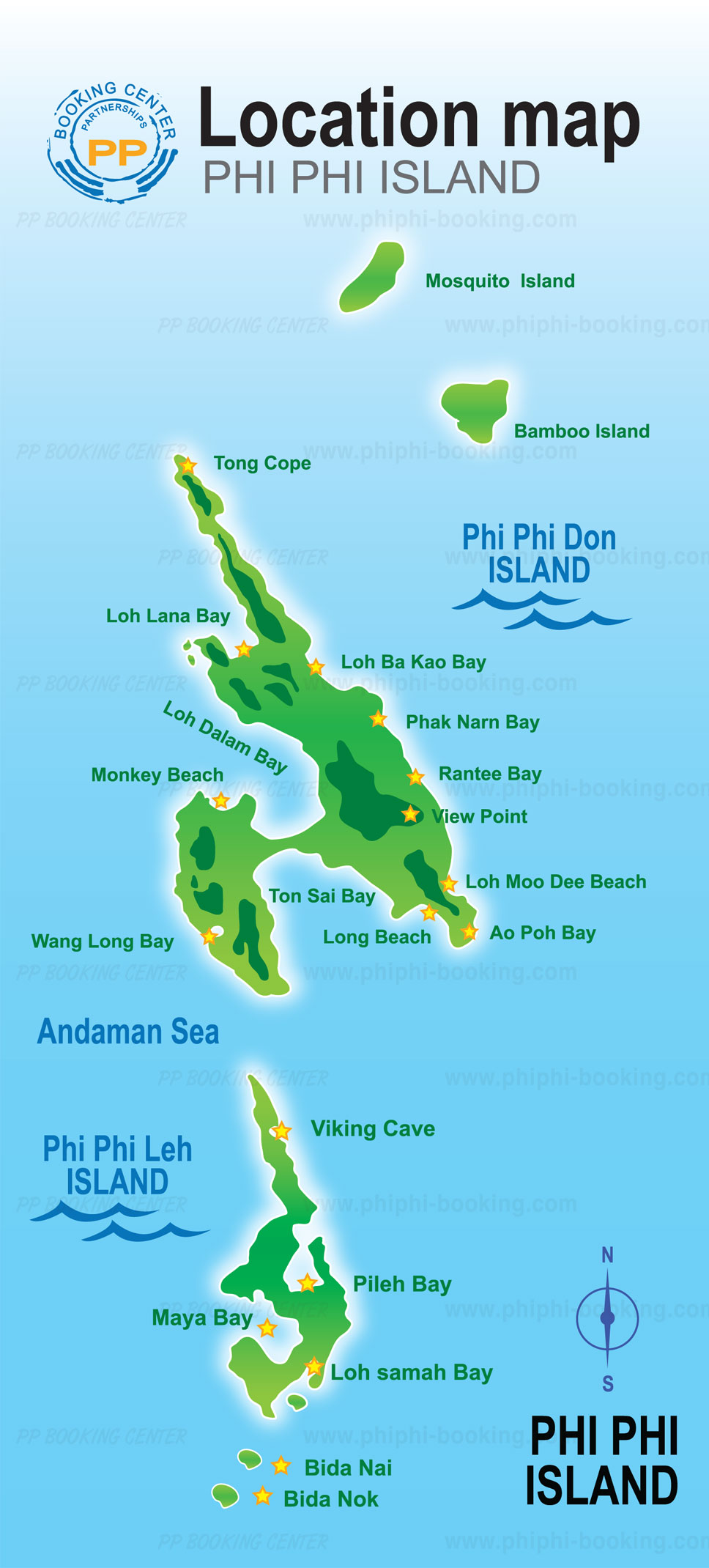 Koh Phi Phi Thailand  City new picture : ... phi phi ialand have 2 island are phi phi don and phi phi lay phi phi